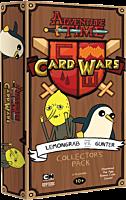 Adventure Time - Lemongrab vs Gunter Card Wars Game
