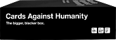Cards Against Humanity - The Bigger, Blacker Box (Storage Box with Blank Cards)