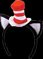 Dr Seuss - Cat in the Hat Headband