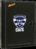 AFL Football - 2021 Select AFL Geelong Club Logo Album