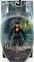"""Batman - Arkham City - Series 2 Catwoman 7"""" Action Figure"""