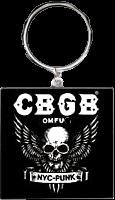 CBGB - Keychain