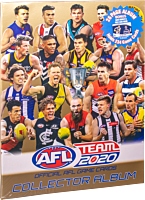 AFL Football - 2020 Team Card Album
