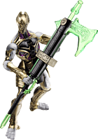 "The Avengers - Chitauri Cosmic Axe 4"" Action Figure (Wave 4)"
