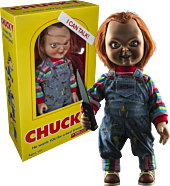 "Child's Play - Good Guy Chucky 15"" Talking Action Figure"