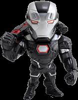 "Captain America: Civil War - War Machine 4"" Metals Die-Cast Action Figure Main Image"