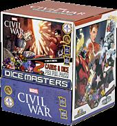 Dice Masters - Marvel Civil War Gravity Feed Display (90 Units)