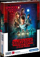 Stranger Things - Season One 1000 Piece Jigsaw Puzzle