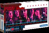 Stranger Things - Panorama 1000 Piece Jigsaw Puzzle