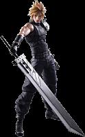 "Final Fantasy 7 - Cloud Strife Play Arts Kai 11"" Action Figure"
