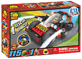 Action Town - 115 Piece Rescue Vehicle 1
