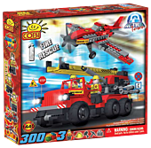 Action Town - 300 Piece Fire Rescue