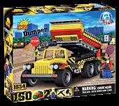 Action Town - 160 Piece Construction Dumper