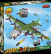 Small Army - 300 Piece Aircraft Hurricane