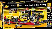 Renault - 450 Piece F1 Car & Pitstop