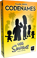 Codenames - The Simpsons Edition Board Game