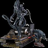 Aliens - Alien Warrior Deluxe 1/3 Scale Maquette Statue