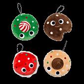 "Yummy World - Cookie Squad 4"" Plush 4-Pack   Popcultcha"