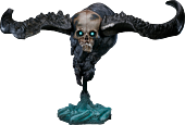 Court of the Dead - Executus Reaper Oglavaeil Legendary Bust Main Image