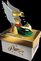 DC Comics - Pumps Shoebox Collection Blind Box Vinyl Figure (Single Unit)