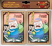 Adventure Time - Finn Card Wars Sleeves