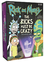 Rick and Morty - The Ricks Must Be Crazy Multiverse Card Gam