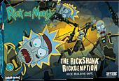 Rick and Morty - The Rickshank Rickdemption Deck Building Game