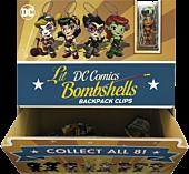 "DC Bombshells - Lil Bombshells Blind Box 2"" Backpack Clip (Display of 18)"