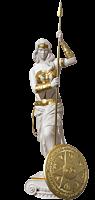 "Wonder Woman - Princess of Themyscira Faux Marble 12"" Statue"