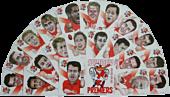 WEG - Sydney Swans 2005 AFL Card Set