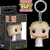 Game of Thrones - Daenerys Stormborn Pocket Pop! Vinyl Keychain