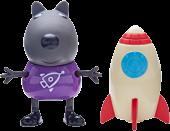 "Peppa Pig - Danny Dog & Rocket 2"" Action Figure | Popcultcha"