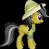 My Little Pony - Daring Do Vinyl Figure