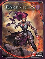Darksiders III - The Art of Darksiders III Hardcover Book