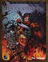 Darksiders - The Art of Darksiders Hardcover Book