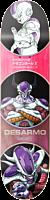 "Dragon Ball Z - DBZ x Desarmo Frieza Forms 8"" Primitive Skateboard Deck (Deck Only)"