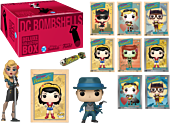 DC Bombshells - Exclusive Collector Box.
