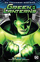 Green Lanterns - Rebirth Volume 05 Out of Time Trade Paperback