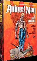 Animal Man - Animal Man by Jeff Lemire Omnibus Hardcover Book