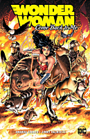 Wonder Woman - Come Back to Me Trade Paperback Book
