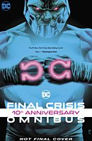 DC Comics - Final Crisis Omnibus Hardcover Book