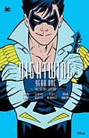 Nightwing - Year One Deluxe Edition Hardcover Book