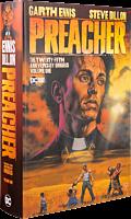 Preacher - The 25th Anniversary Omnibus Volume 01 Hardcover Book