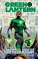 Green Lantern - 80 Years of the Emerald Knight The Deluxe Edition Hardcover Book