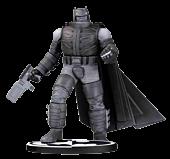 Batman - Armoured Batman Black & White 1/10th Scale Statue by Frank Miller