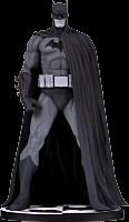 Batman - Batman Black & White Designer Series Mini 1/10th Scale Statue by Jim Lee