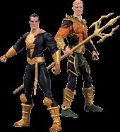 Injustice - Gods Among Us - Aquaman vs Black Adam Action Figure 2-Pack
