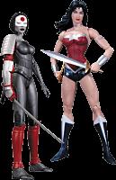 DC Comics - Wonder Woman vs Katana Action Figure 2-Pack (The New 52)