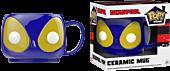 Marvel Deadpool Evil Blue Pop! Home Ceramic Mug by Funko