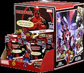 Dice Masters - Deadpool Gravity Feed Display (90 Packs)